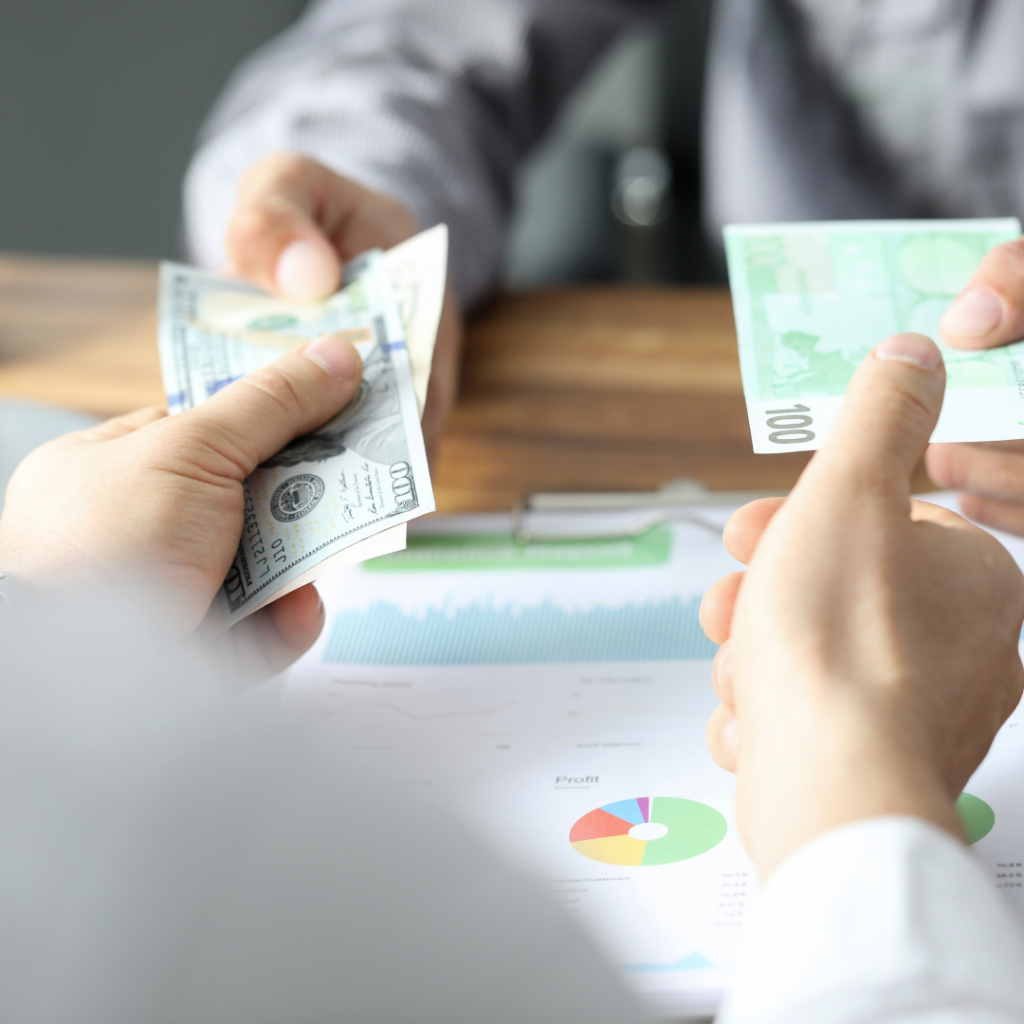 cashing out by selling your business